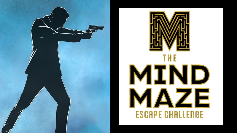 The Secret Agent Room Mind Maze Escape Room